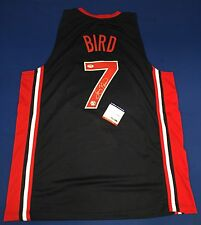 Larry Bird Signed USA Basketball Dream Team Jersey *Celtics PSA AA40022
