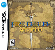 Fire Emblem: Shadow Dragon Ds Game  (NEW NEVER USED) PAL VERSION - AUSTRALIAN SE