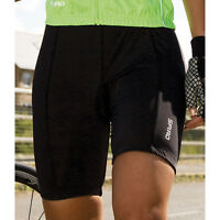 Spiro Ladies Bikewear Padded Shorts Womens Lightweight 2 Layer Sports Wear Short