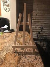 Mini Wood Table Top Painting Easel Display Wedding  Portable Small Drawing Art