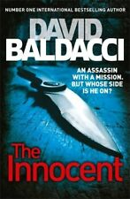 The Innocent (Will Robie series) by David Baldacci New Paperback Book