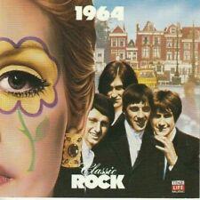V/A - 1964 : Classic Rock (Cd, 1987, Time-Life Music) Rock Pop R&B