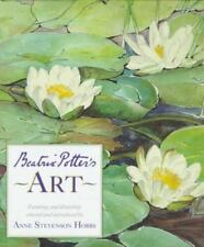 Beatrix Potter's Art : Paintings and Drawings - Hobbs (1989 hardcover)