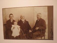 Turbenthal - Familie Burgi / Bürgi - 3 Männer & Baby - Portrait / KAB