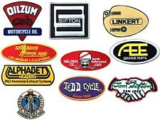 Vintage Brands Patch Series For Harley-Davidson Enthusiast