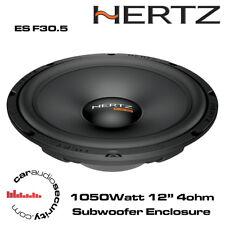 "Hertz Energy ES F30.5 12"" 1050 W subwoofer piatto"