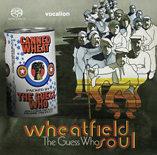 The Guess Who • WHEATFIELD SOUL & CANNED WHEAT - [SACD Hybrid Multi-channel]