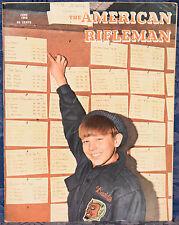 Magazine American Rifleman, JUNE 1969 !!! SAVAGE/Anschutz M164 Sporter RIFLE !!!