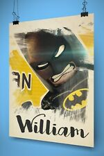 A1 - A5 SIZES AVAILABLE LEGO BATMAN 3 GAMING GLOSSY WALL ART POSTER