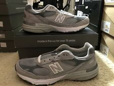 "New Balance 993 ""Made In USA"" Men's Size 10 - 2A XNarrow MR993GL - Grey/White"