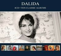 Dalida - Ten Classic Albums [New CD] Digipack Packaging, Holland - Imp