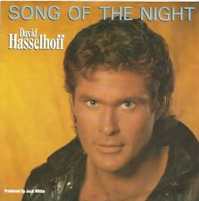 David Hasselhoff - Song Of The Night (Vinyl-Single 1989) !!!