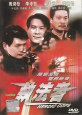 Heroic Cops / The Executor (1981) DVD Movie _ English Sub_Region 0_ Chow Yun Fat