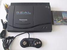 Panasonic 3DO REAL FZ-10 Console Bundle Japanese