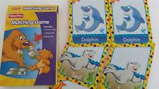 Fisher Price Toddler Games Memory Match Animals Preschool Family Game Night