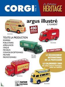 Corgi Heritage Illustrated Price guide 2009