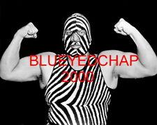 ZEBRA KID WRESTLER 8 X 10 WRESTLING PHOTO NWA