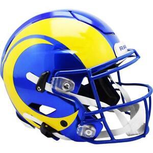 LA RAMS Riddell SpeedFlex NFL Authentic Football Helmet