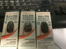 (3) Sally Hansen Salon Effects Real Nail Polish Strips #470 LUST-ROUS