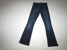 Citizens of Humanity Women's Amber Boot Cut Jeans Size 25 x 30 Low Rise Blue COH