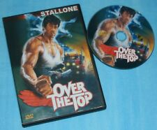 Over the Top - Sylvester Stallone (DVD; 1987) *PRIMA STAMPA: DVD Storm*.