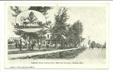 Highland House Looking North Goshen Mass MA Massachusetts 1909