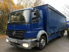Commercial Lorries & Trucks with Tail Lift