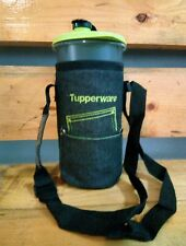 Tupperware Tumbler 1.5L With Jeans Pouch Water Bottle With Denim Sling Bag