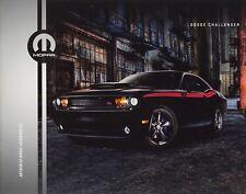 2013 Dodge Challenger Accessories R/T SXT SRT Rallye Blacktop Sales Brochure
