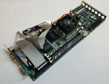 ADVANTECH PCA-6179VE INDUSTRIAL BOARD COMPUTER TESTED
