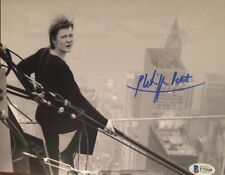 Philippe Petit signed autographed 8x10 Photo Extremely rare Man on Wire BECKETT
