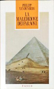 LA MALEDIZIONE DEI FARAONI - PHILIPP VAN DENBERG - SUGARCO 1973