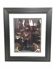 James Earl Jones/ Dave Prowse Signed 11x14 Photo Framed JSA LOA Star Wars