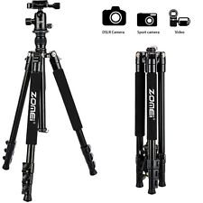 Zomei Q555 Tripod 360 Degree Ball Head for Digital Camera Travel DSLR