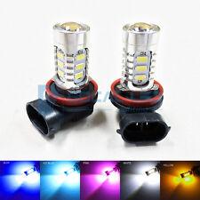 SOCAL-LED H11 H9 H8 15W High Power Car LED Bulbs 15-SMD 5730 Driving/Fog light