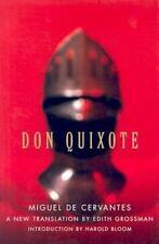 Don Quixote by Miguel de Cervantes, Harold Bloom