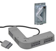 Multi tape SONY ORIGINAL PlayStation / PlayStation2 multi giocatore 4 porte
