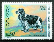 MONACO - 1971 - Esposizione canina internazionale di Montecarlo -