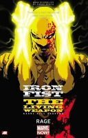 Iron Fist The Living Weapon Vol. 1 Rage (Marvel) [New Book] Graphic Novel, Pap