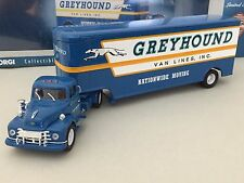Corgi 53101 Diamond T620 Artic with Fruehauf Trailer - Greyhound *** SALE!!! ***