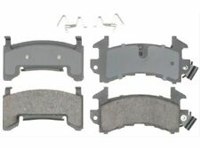 For 1982-2002 Chevrolet S10 Brake Pad Set Front Raybestos 39433YW 1998 1999 1989
