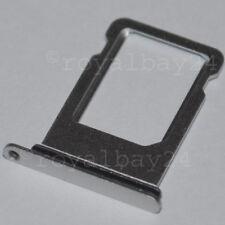 iPhone 8 ALU nano-SIM-Halter + Dichtung Silber slot tray Adapter Schlitten WoW