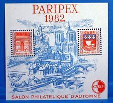 TIMBRE FRANCE BLOC CNEP n°3 NEUF** PARIPEX 1 PONT (salon philatélique de PARIS)
