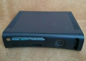 Microsoft Xbox 360 Black Console - Console Only - Sold as Spares or Repairs