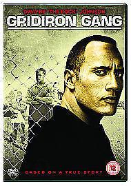 Gridiron Gang (DVD, 2007) Dwayne Johnson