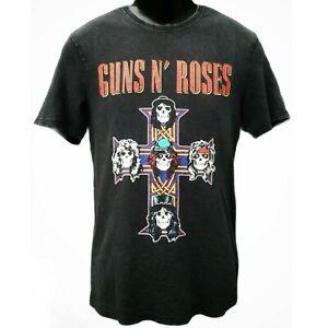 Official Guns N' Roses APPETITE FOR DESTRUCTION MEDIUM LICENCED T shirt NEW Tee