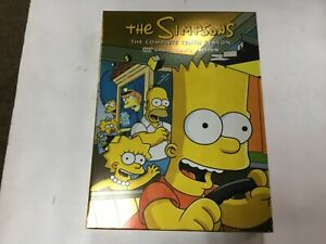 The Simpsons The Complete Tenth Season DVD Set