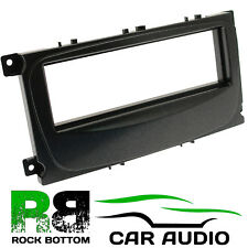 Ford Focus MK2.5 2007 Onwards Single Din Car Stereo Radio Fascia Panel