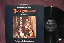 Dark Shadows Volume 3 Soundtrack Lp Ex/Nm