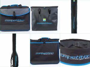Preston Innovations Competition Luggage Range Carryall - Net Bag -Rod Holdall